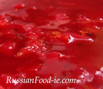 Borsch (Borscht) soup recipe. Russian and Ukrainian cuisine