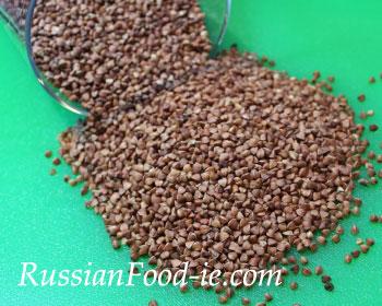 Pre-roasted buckwheat. How to make buckwheat porridge (grechka, grechnevaya kasha)
