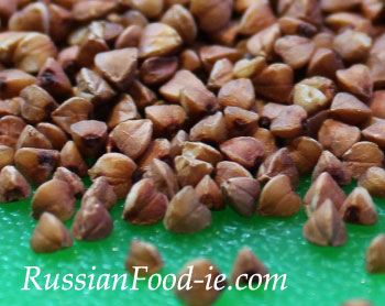 Pre-roasted buckwheat. How to make buckwheat porridge