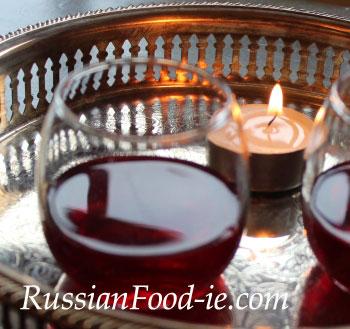 Klukovka – home made cranberry vodka