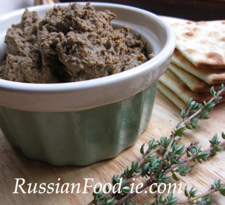 Liver pt recipe easy russian food home made liver pt with beef or lamb liver easy recipe forumfinder Images